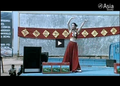 Zhao Tao: A Dancer on Acting