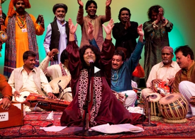 The Stars of Sufi Music