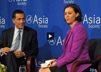 Vali Nasr: The Role of the US in the Middle East