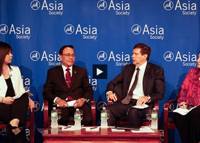 Sustaining Myanmar's Transition (Video)