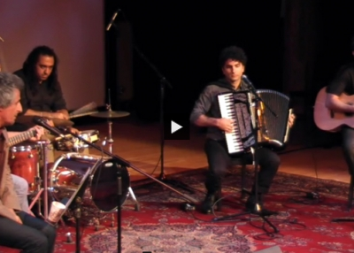 In Concert: Kiosk with Mohsen Namjoo