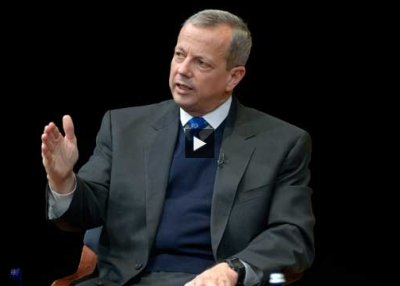 General John Allen: 'They're Much Better Than the Taliban'