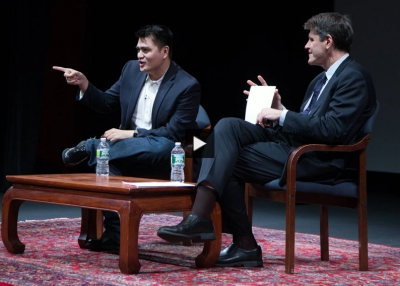 'Documented' Q & A with Jose Antonio Vargas (Complete)