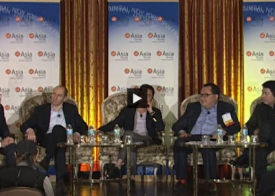 2014 US-China Film Summit: The C-Suite View