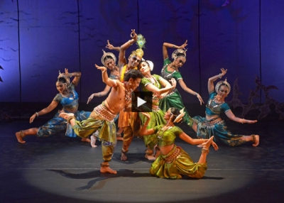 Sutra Dance Theater: 'Krishna: Love Re-Invented'
