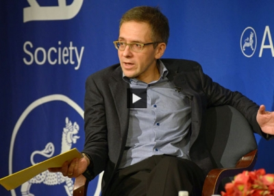 Ian Bremmer: 'Iran Is Getting Tougher'