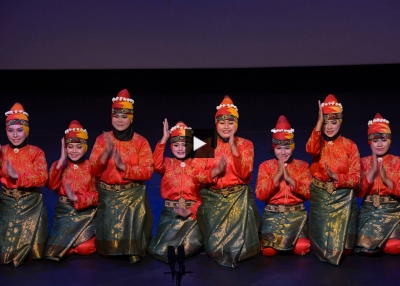 Tari Aceh: Dance of Aceh, Sumatra Highlights