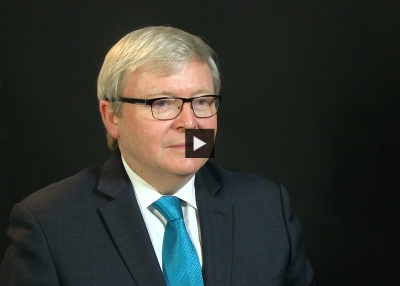 Kevin Rudd: The Future of US-China Relations Under Xi Jinping