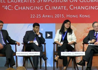 Changing Climate, Changing Cities: Panel Four