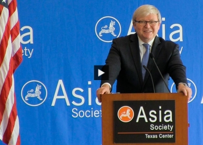 Distinguished Leaders on Asia: Kevin Rudd (Complete)