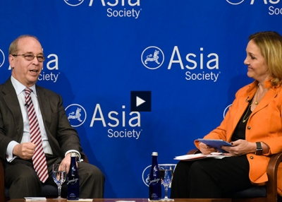 Update on U.S.-Asia Policy: A Conversation with Daniel Russel (Complete)
