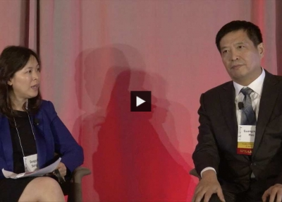 U.S.-China Film Summit: Hou Guangming in conversation with Seagull Song