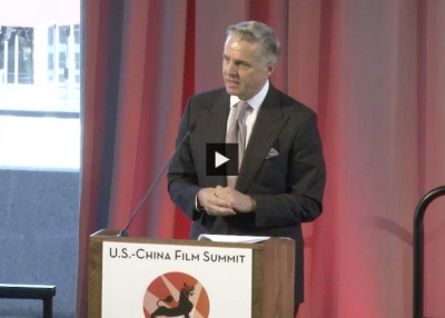 U.S.-China Film Summit Keynote: Michael Ellis