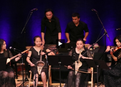 The Bandistan Ensemble — Music from Central Asia (Highlights)