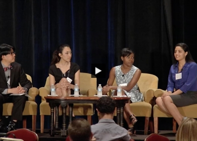 Student Panel: Deeper Learning Through Global Competence
