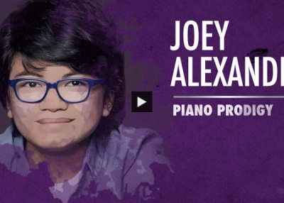 Joey Alexander Accepts Asia Society Asia Game Changer Award