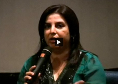 Farah Khan on Gender Roles in Bollywood