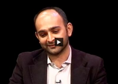 Daniyal Mueenuddin and Mohsin Hamid