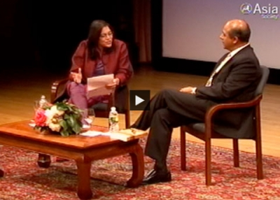 Abraham Verghese and Mira Nair