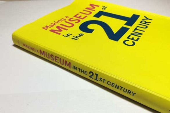 ARTS: Making a Museum in the 21st Century Book Carousel