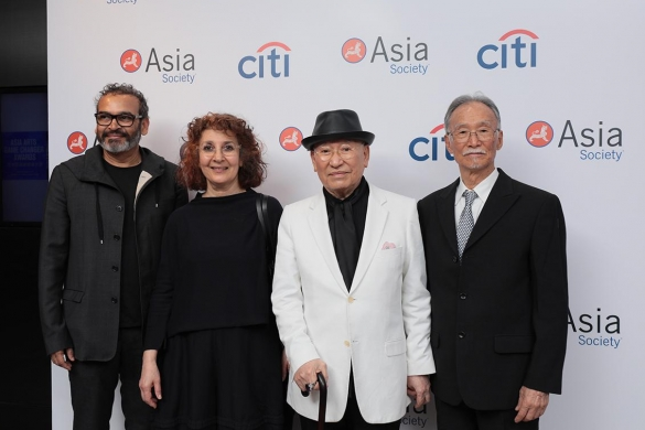 Asia Arts Game Changers Awards 2018 Hong Kong