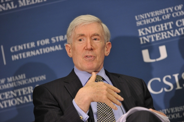 Robert D. Hormats (CSIS/Flickr)