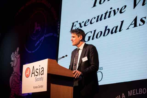 Tom Nagorski, Executive Vice President, Global Asia Society