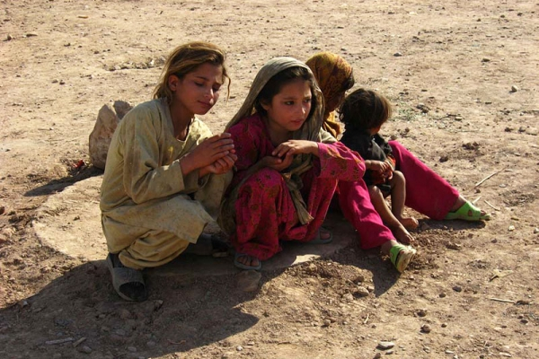Pakistani refugee childen depicted in Children of the Taliban. (sharmeenobaidfilms.com)