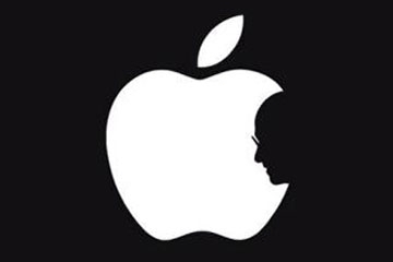 This tribute to the late Steve Jobs by 19-year-old Hong Kong design student Jonathan Mak became an Internet hit on Thursday, Oct. 6, 2011 as word of the Apple co-founder's death reached around the world.