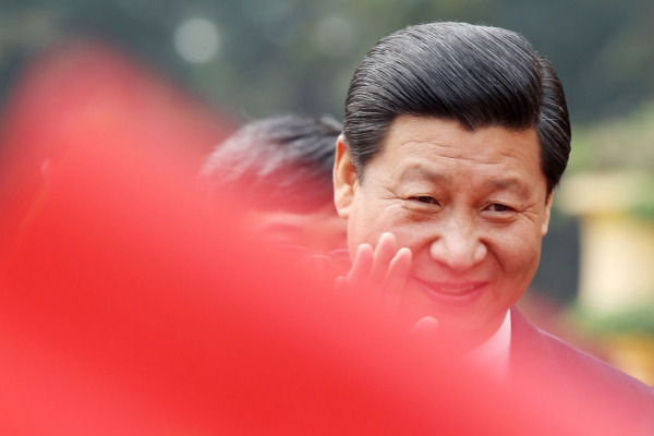 Future Chinese president Xi Jinping will visit the United States next week. (Luong Thai Linh/AFP/Getty Images)