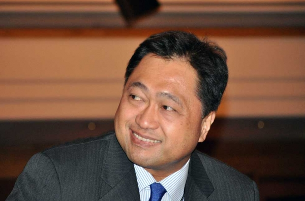 Philippines Secretary of Finance Cesar Purisima. (Ian Lever)