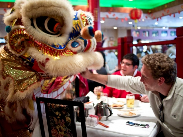 motivasians lunar new year dinner - Chinese New Year Dinner