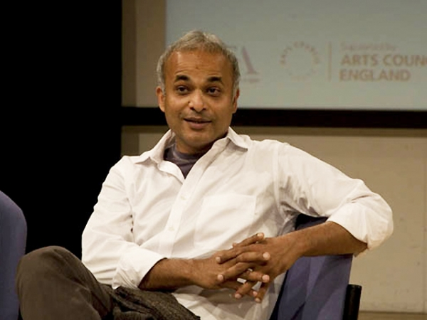 Novelist Manu Joseph at the World's Literature Festival in Norwich, England on June 23, 2011. (Writers' Centre Norwich/Flickr)
