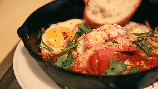 Chef Simpson Wong's Lobster Egg Foo Young, named one of the top eight dishes by The New York Times in 2012. (Tahiat Mahboob/Asia Society)