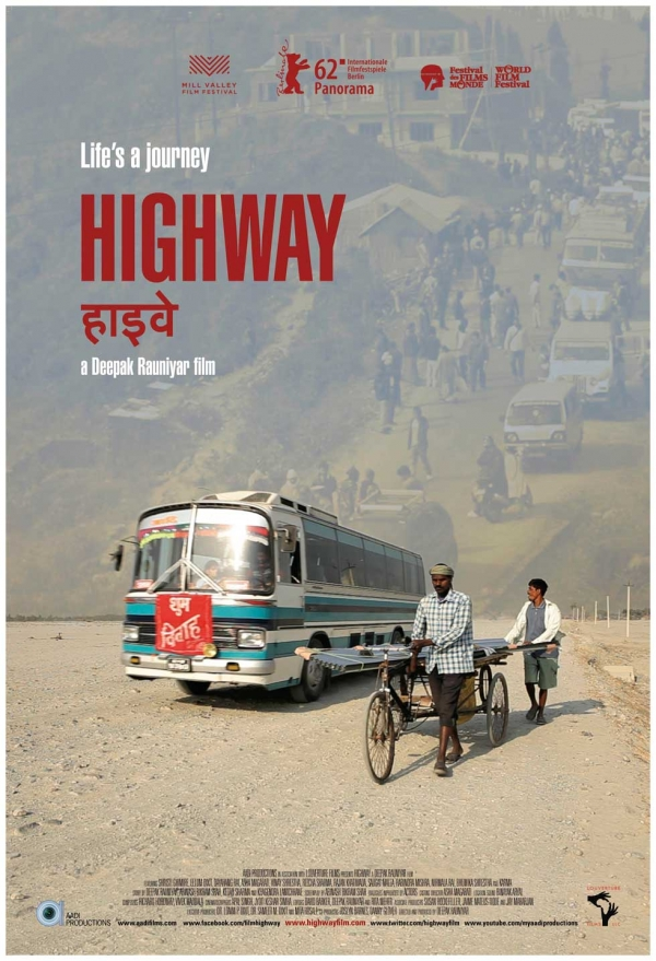 """Highway"" (2012) is the feature debut of Nepali filmmaker Deepak Rauniyar. (AADI Films)"