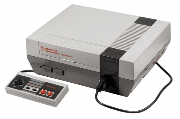 1983: Nintendo Entertainment System (Evan-Amos/Wikipedia)
