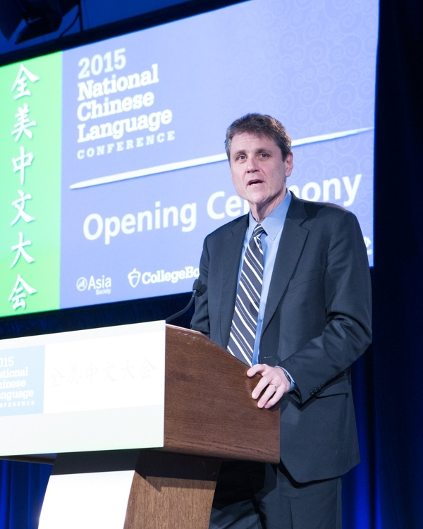 Tom Nagorski, Executive Vice President, Asia Society (Ben Kornegay/ProgressiveImagesPhoto).