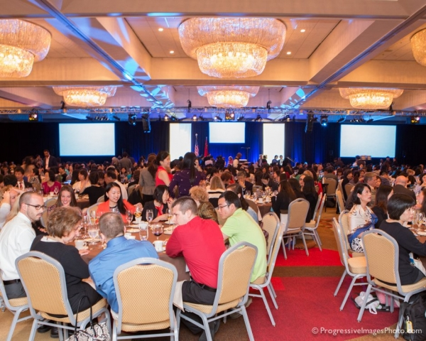Grand Ballroom of 2015 National Chinese Language Conference (Ben Kornegay/ProgressiveImagesPhoto).