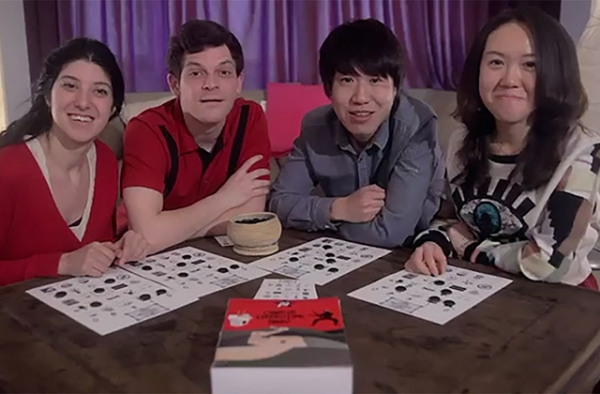 'The Great LOL of China' episode 5: Stereotype Bingo. (Jesse Appell)