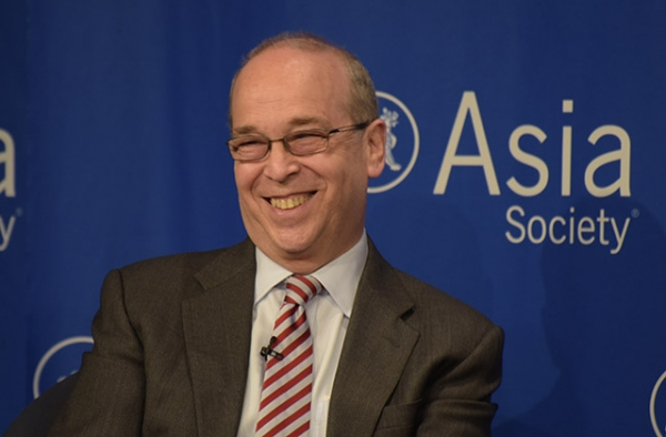 Assistant U.S. Secretary of State for East Asian and Pacific Affairs Daniel Russel speaks at Asia Society in New York on November 4, 2015. (Elsa Ruiz/Asia Society)