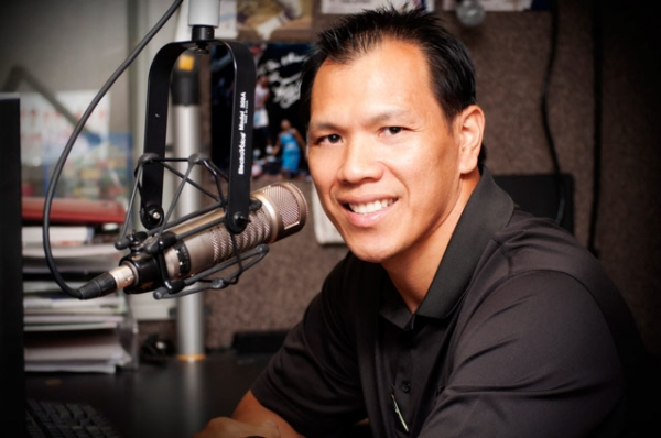 Former NFL player Dat Nguyen. (Delton Childs)
