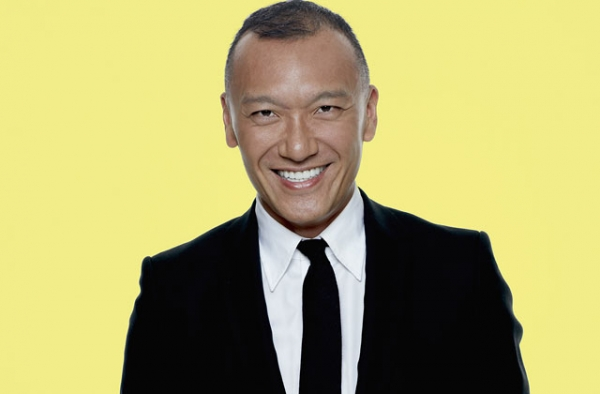 "Joe Zee, creative director of ELLE magazine and host of Sundance Channel's ""All On The Line with Joe Zee."""