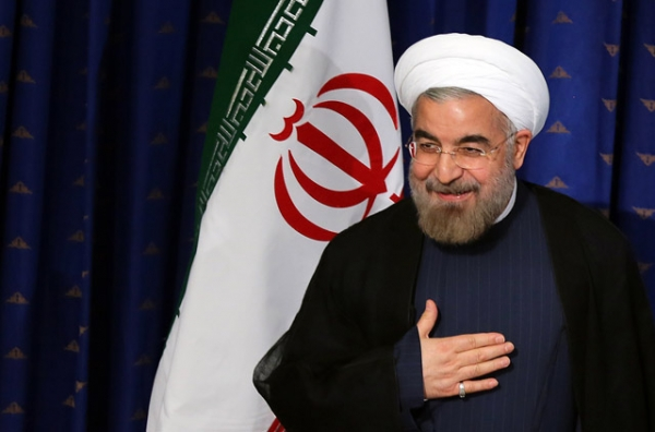 Dr. Hassan Rouhani, President of Iran. (Atta Kenare/AFP/Getty Images)