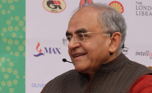 Gurcharan Das. (BBC World Service/Flickr)