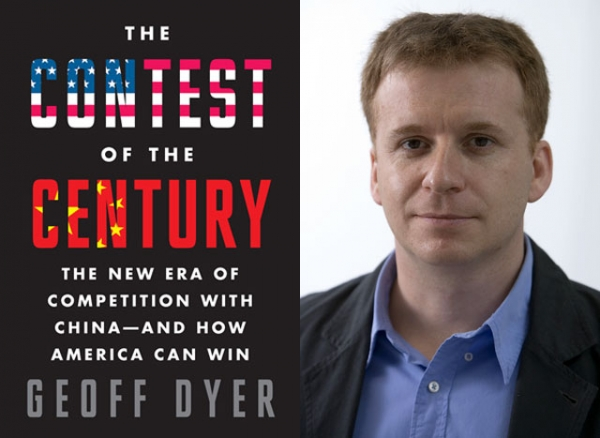 """The Contest of the Century"" (Alfred A. Knopf, 2014) by Financial Times correspondent Geoff Dyer (R)."