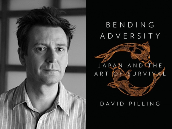 "Financial Times Asia editor David Pilling, author of ""Bending Adversity: Japan and the Art of Survival"" (The Penguin Press, 2014). (David Pilling photo: Ingrid Aaore)"