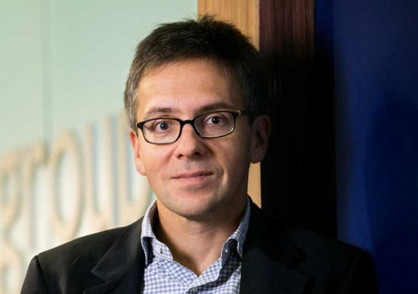 Eurasia Group president and founder Ian Bremmer.