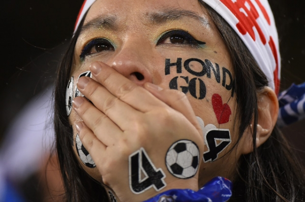 Team Japan's fate at the World Cup in Brazil was just one of the predictions on which our fearless forecaster whiffed this year. (Fabrice Coffrini/AFP/Getty Images)
