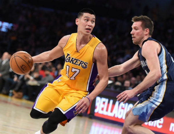 Jeremy Lin. (Mark Ralston/AFP/Getty Images)