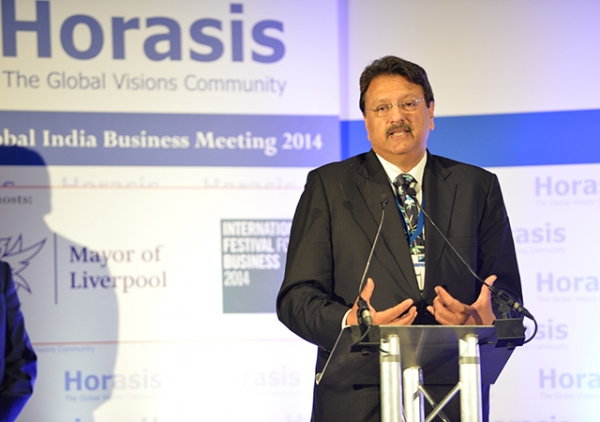 Ajay Piramal is one of India's wealthiest and most successful businessmen. (Richter Frank-Jurgen/Flickr)